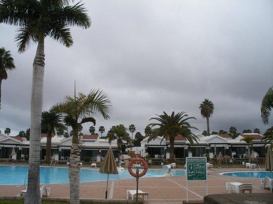 Bungalows Maspalomas Lago: Maspalomas pools