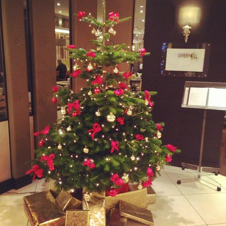 DoubleTree by Hilton Luxembourg: Christmas at the Doubletree