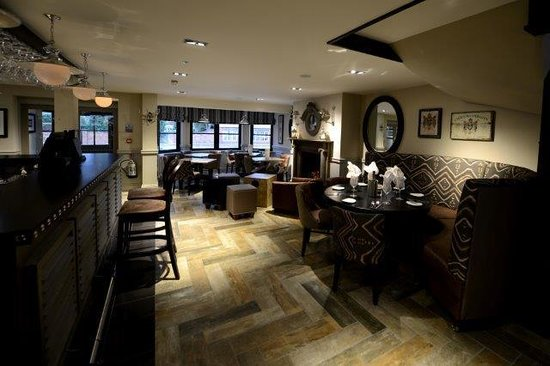 The Plough: The Lounge Bar