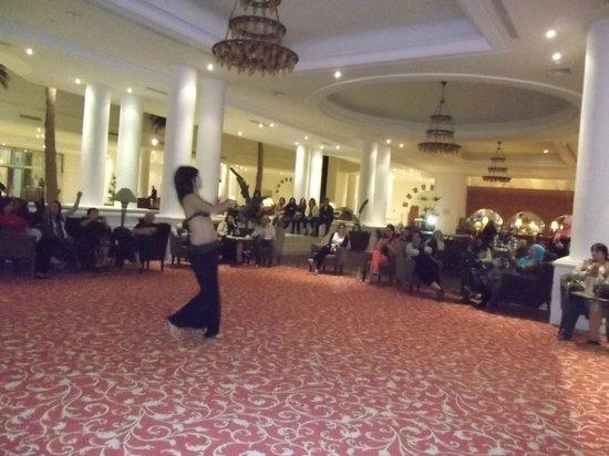 Saphir Palace & Spa: lounge