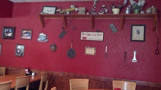 Rustic Ranch: inside