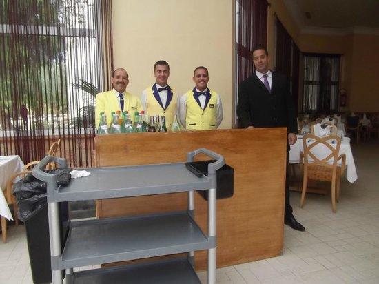 Saphir Palace & Spa: reception