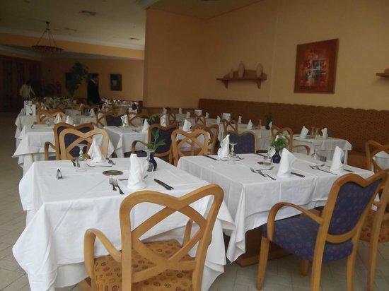 Saphir Palace & Spa: resturant