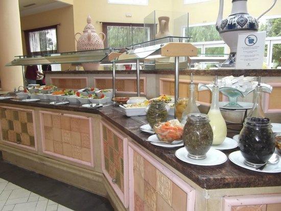 Saphir Palace & Spa: food