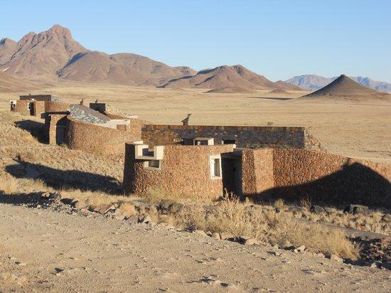 andBeyond Sossusvlei Desert Lodge : Our villa.