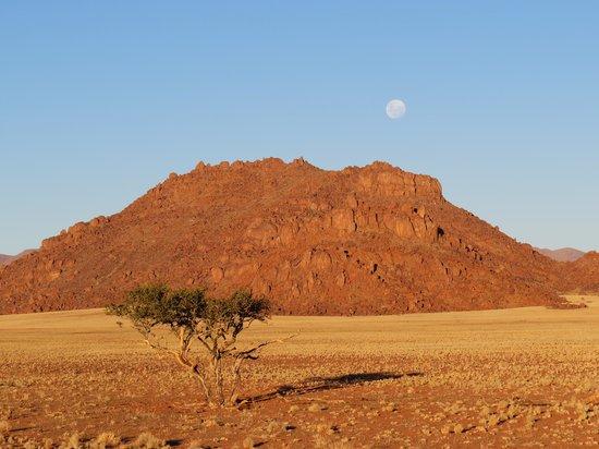andBeyond Sossusvlei Desert Lodge : On an excursion from Sossuvlei