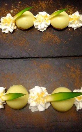 A Table : Citron Meringuée revisitée...