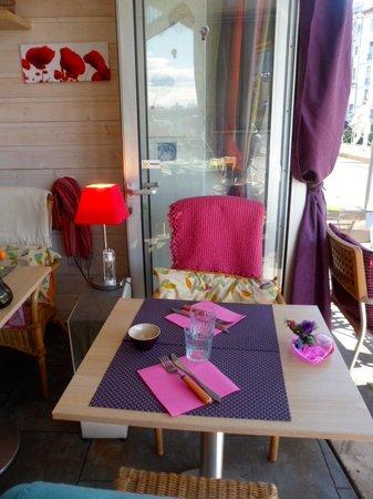 A Table : Au Printemps