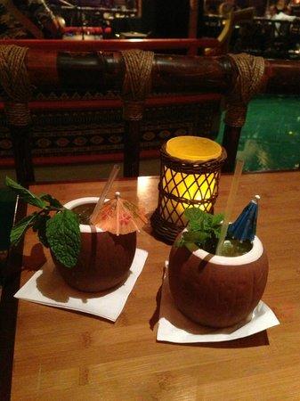 Tonga Room & Hurricane Bar: Mai Tai's - the new recipe here is fantastic