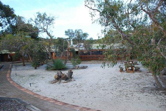 Kangaroo Island Wilderness Retreat: La struttura vista dall'esterno