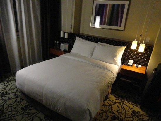 Cassa Hotel 45th Street New York: la cama una nube!! exceleente
