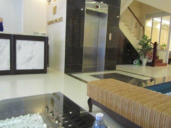 Hue Serene Palace Hotel : lobby