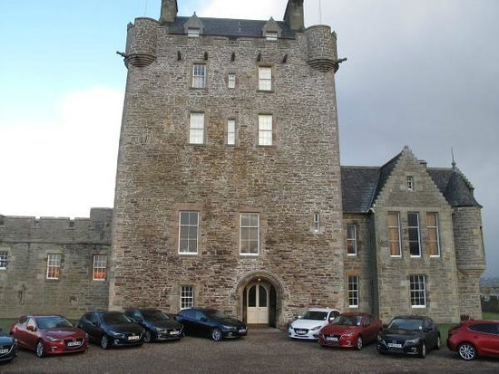 Ackergill Tower : The Tower