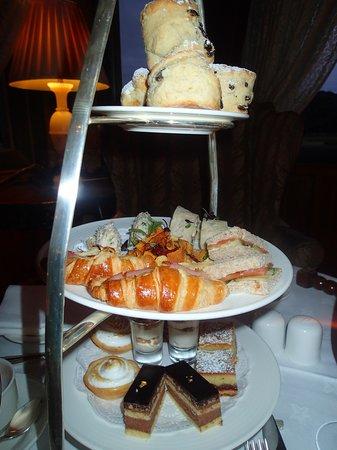 Adare Manor: Afternoon tea