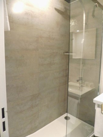 Best Western Allegro Nation : salle de bain