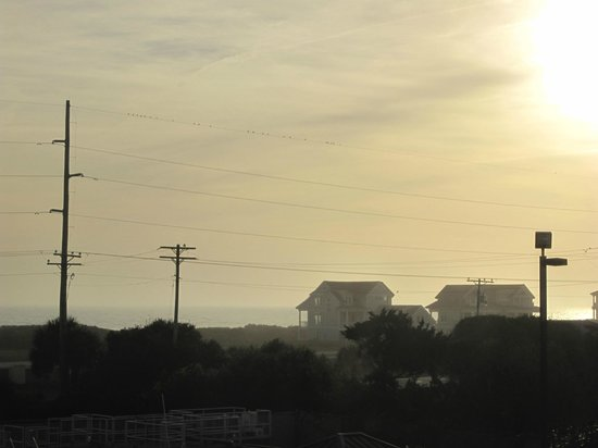 Hampton Inn & Suites Atlantic Beach : View from room