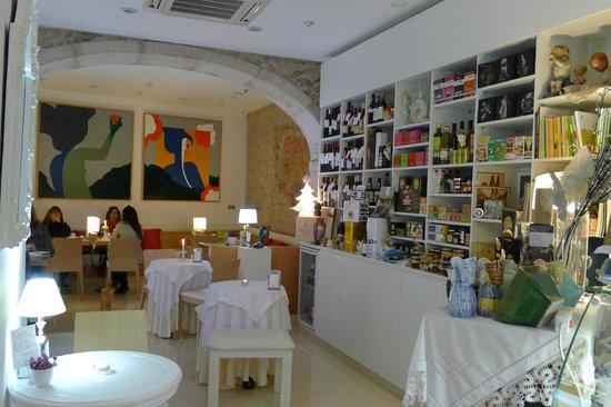 Espaco Edla: interior of the shop