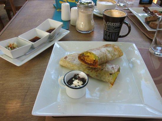 Lolita Cafe : Breakfast