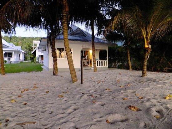 Cap Jean Marie Beach Villas: Petit Paradis....