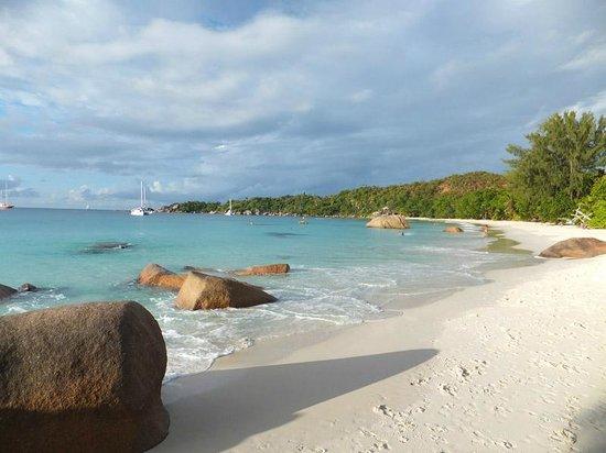 Cap Jean Marie Beach Villas: Anse Lazio