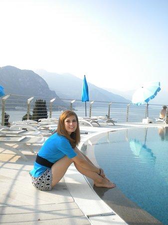 Borgo Le Terrazze: Pool View