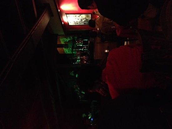 Red Cat Jazz Cafe: our view