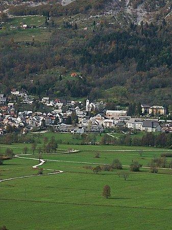Bovec, سلوفينيا: Bovec town