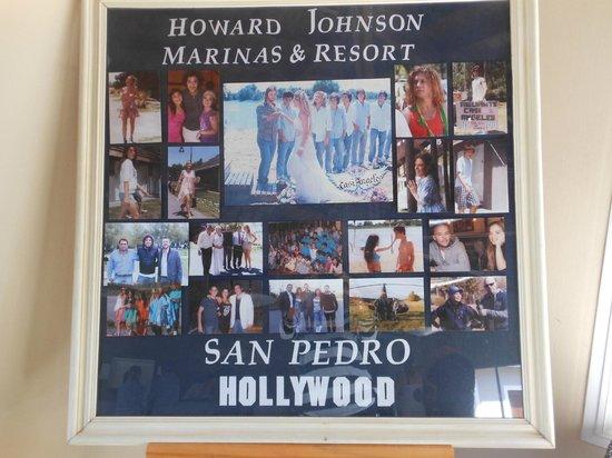 Howard Johnson Hotel & Marinas San Pedro Resort: La recepción