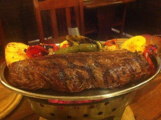 El Gaucho : amazing filet