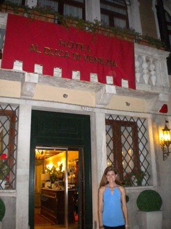 Hotel Al Duca di Venezia: Outside View