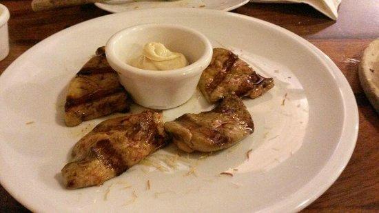 El Gaucho: Foie gras