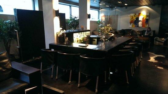 CenterHotel Thingholt: Bar