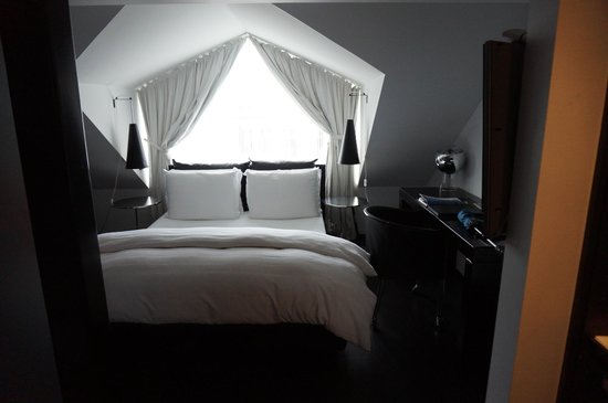 CenterHotel Thingholt: Bed