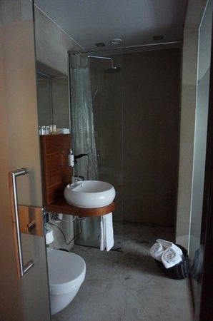 CenterHotel Thingholt: Bathroom