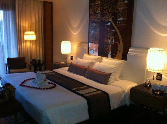 Ratilanna Riverside Spa Resort Chiang Mai : room