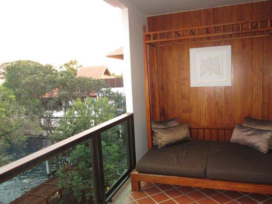 Ratilanna Riverside Spa Resort Chiang Mai: view