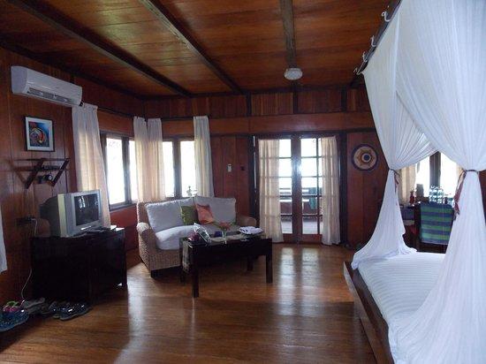 Kungkungan Bay Resort: KBR Suite