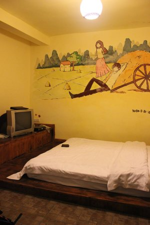 Imperial City Hotel: If we had wanted to stay at a backpackers, we would have!