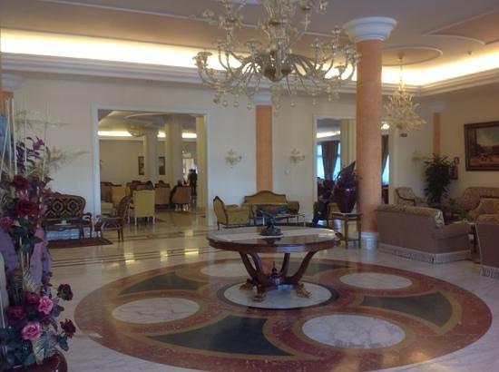 hall hotel All'Alba Abano