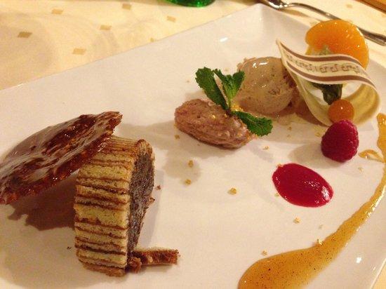 Ferienhotel Fernblick: Dessert