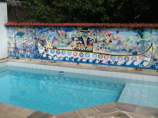 Casa Cool Beans B&B: La Piscine