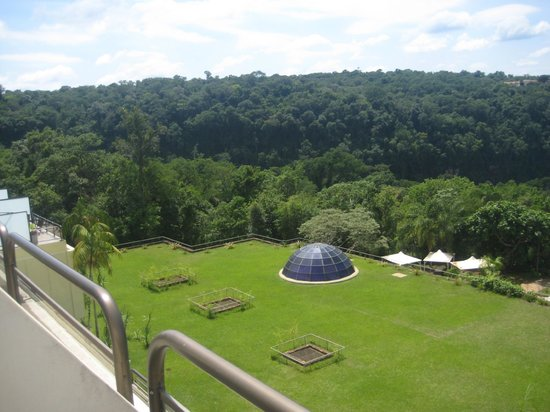 Sheraton Iguazu Resort & Spa: View from room of spa