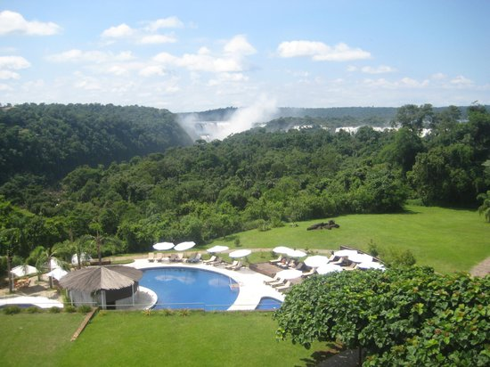 Sheraton Iguazu Resort & Spa: View of the falls form room