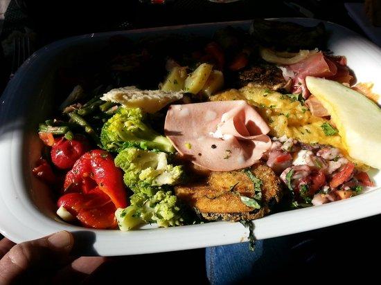 La Favola : anti pasti