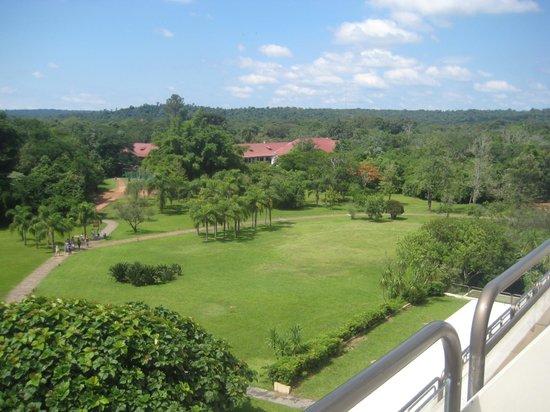 Meliá Iguazu Resort & Spa: View from room