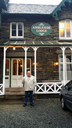 Ambleside Lodge: Our lovely weekend