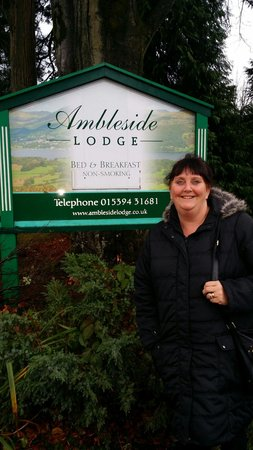 Ambleside Lodge: Lovely weekend