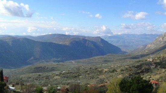 Domotel Anemolia : Η θέα από το δωμάτιο του ξενοδοχείου