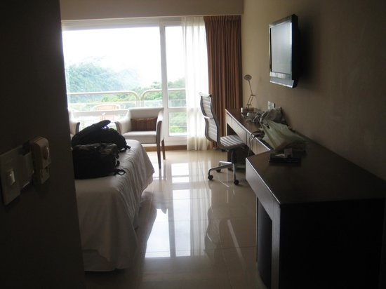 Meliá Iguazu Resort & Spa: Room on third floor