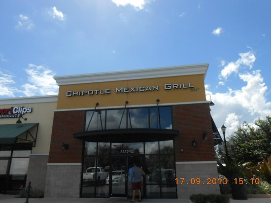 Chipotle Mexican Grill Winter Garden Restaurant Reviews Phone Number Photos Tripadvisor
